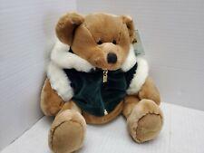 Harrods 2001 Christmas Bear Hand Puppet