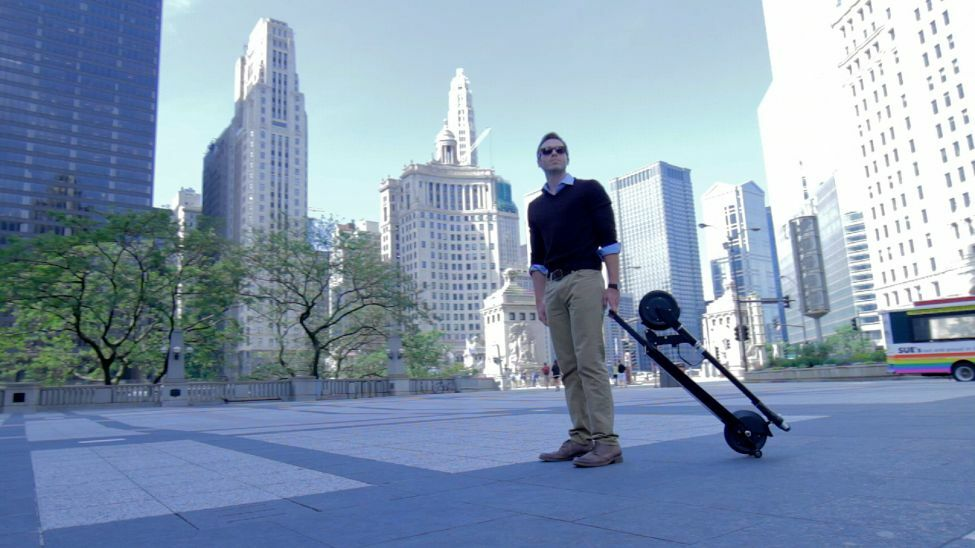 Glion Electric Scooters