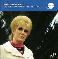 DUSTY SPRINGFIELD ~ COMPLETE A & B SIDES NEW 2CD * UK GREATEST HITS * BEST OF *