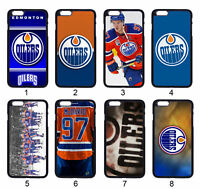 NHL Edmonton Oilers Case Cover For Samsung Galaxy S20+ / Apple iPhone 11 iPod
