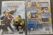 ZOIDS NEW CENTURY 2.1 DELETED RARE PAL DVD CARTOON ANIMATION JAPANESE TV SERIES