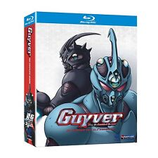 Guyver . The Bioboosted Armor . The Complete Series . Anime . 3 Blu-ray . NEU