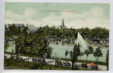 (w9f47-280)  Whitworth Park,   MANCHESTER c1910 Unused EX
