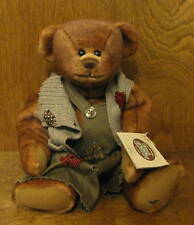 "Ganz Cottage CC1154 RASCAL, 12""  LE by Lorraine Chien NEW from Retail Store BEAR"