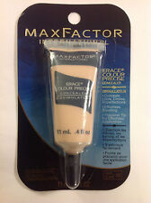 Max Factor Erace Colour Precise Concealer 11 mL /.4 oz ( Fair / Clair 101 ) New.