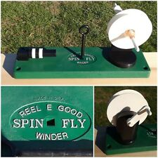 REEL E GOOD Spin Fly Winder Winding Fishing Made In USA