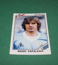 N°318 MARIO SARALEGUI URUGUAY PANINI FOOTBALL COUPE MONDE 1986 MEXICO WM 8