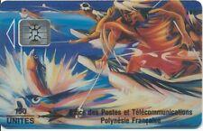 TELECARTE POLYNESIE PF14 SC4