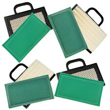 4-Pack HQRP Air Filter + Pre-Filter for Yard-Man Lawn Tractor / 499486S 273638S
