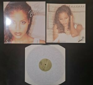 Toni Braxton Secrets Original Vinyl LP Record Rare NM