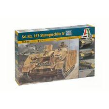ITALERI 6491 SD. KFZ 167 SturmGeschütz IV 1/35 Kit Modellino in scala in plastica