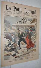 PETIT JOURNAL 1904 GUERRE RUSSIE-JAPON VLADIVOSTOCK LAC BAÏKAL / HEURE DU MONDE