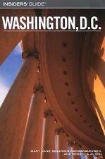 Washington, D. C. by Mary Jane Solomon and Barbara Ruben (2007, Paperback)