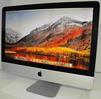"""Apple IMAC A1311 21.5"""" Mid 2010 Core i3 3.06Ghz, 4GB, 240GB SSD, High Sierra"""