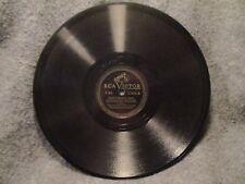 "78 RPM 10"" Record Wayne King Three O'Clock In The Morning RCA Victor 27452"