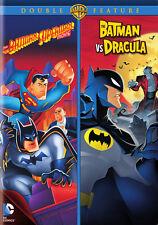 The Batman vs. Dracula / The Batman & Superman (DVD,2009)