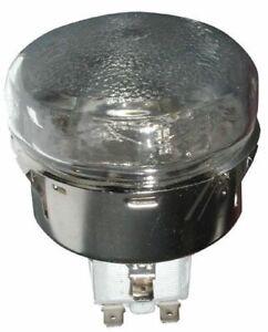Lampeneinheit AEG 125024501000/4 Lampe Fassung Kalotte etc für Backofen #6