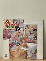 "Al Stewart  ‎–  Year Of The Cat   Gatefold Vinyl  LP 12""  1976 (LP267)"