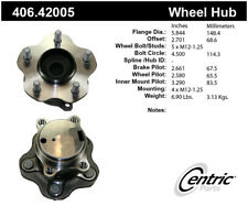 Wheel Bearing and Hub Assembly-SE-R, Auto CVT Trans Rear fits 2007 Nissan Sentra