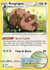 Pokemon 152/192 Rongrigou Rare Epee et Bouclier 2 EB02 VF Francais
