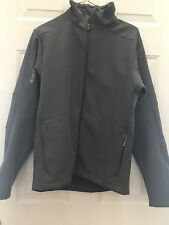 Salomon Soft Shell Jacket Size Small Gray Excellent Condition Boho Retro Classic