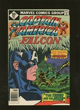 Captain America 207 VG/FN 5.0 * 1 Book Lot * Tiger & The Swine by Jack Kirby!
