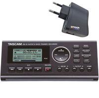 Tascam GB-10 Trainer Recorder für Gitarre und Bass + Netzteil