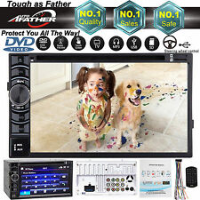 "For Chevrolet Colorado 2 Din 6.2"" Car Stereo DVD Radio Player In-Dash Bluetooth"