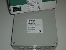 Somfy CD 1 x 1 P8 IB Motorsteuergerät  Art.Nr  1822069    ** Neu in OVP **