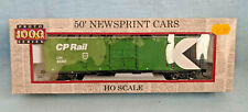 HO Scale Proto 1000 Series CP Rail 50' Newsprint Car - New In Box