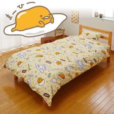 Sanrio Gudetama Single Size Bed Cover 3-piece Set Western Style