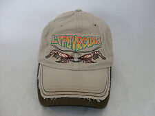 Distressed Lapeyrouse Shrimp Adjustable Embroidered Hat