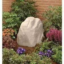 Outdoor Landscape Rock Boulder Fake Stone Sprinkler Valve Box Cover Garden Decor