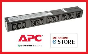 APC 9565 Basic Rack Mount PDU Power Distribution Strip 1U RM 16A - No Cable