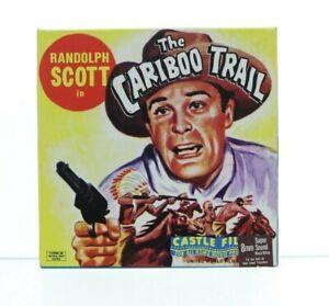 SUPER 8 SOUND-CASTLE FILMS The Cariboo Trail Randolph Scott