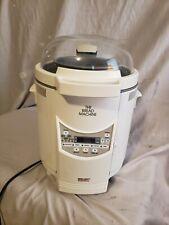 Welbilt The Bread Machine - ABM 100/ Bread Maker W/ Pan & Paddle