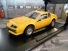 RENAULT Alpine A310 MKI 1977 gelb yellow NEU NEW Norev 1:18
