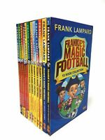 Frankie's Magic Football Collection 12 Book Set Frank.Lampard BOXSET RRP £62.88