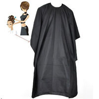 Waterproof Cutting Hair Cloth Salon Barber Gown Cape Hairdressing Hairdresser
