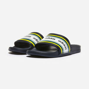Adidas Adilette Comfort Slide Multicolor Authentic Slippers All Size - EH0033