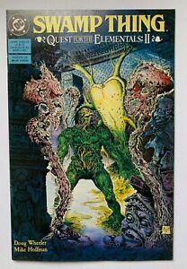Swamp Thing #105 DC Comics 1991 Wheeler Hoffman VFN