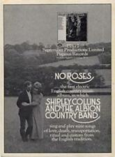 Shirley Collins & The Albion Country Band LP advert Time Out cutting 1971