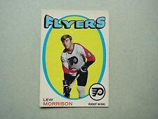 1971/72 O-PEE-CHEE NHL HOCKEY CARD #89 LEW MORRISON EX/NM NM SHARP!! 71/72 OPC