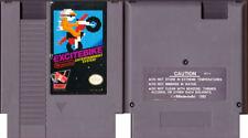 Excitebike - Motocross Racing - Nintendo NES - Tested - Cartridge Only - EF1
