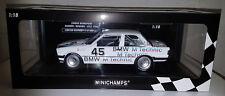 BMW 325i 1986 #45 DANNER/RENSING 1:18 OVP NEU MINT MINICHAMPS (limited 350 pcs.)