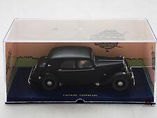 Miniature BD En voiture Tintin L'affaire Tournesol CITROËN Traction Avant noire