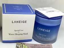 LANEIGE 100ML WATER SLEEPING MASK SPECIAL CARE SEALED LARGE NEW IN BOX
