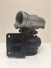 JOHN DEERE 4455 TURBOCHARGER - FACTORY RE-MANUFACTURED GARRETT AIRESEARCH