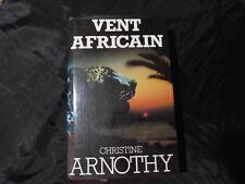 vent aficain-christine arnothy