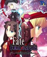 Windows PC Game Fate hollow ataraxia Japan Bishoujo Eroge Anime [028